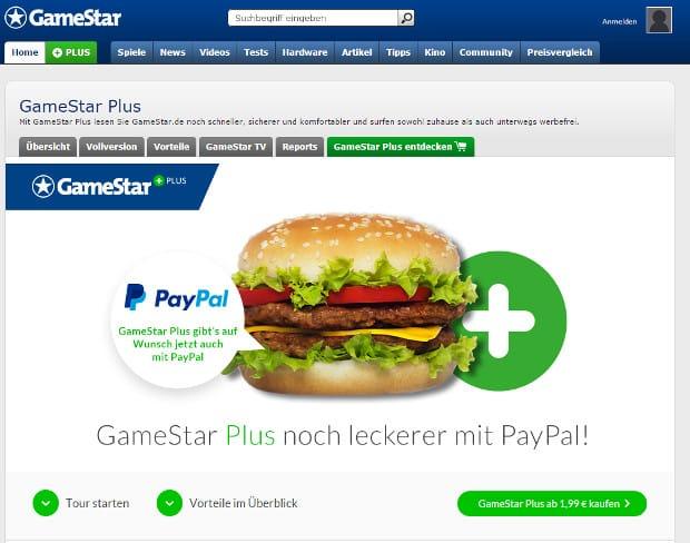 GameStar Plus