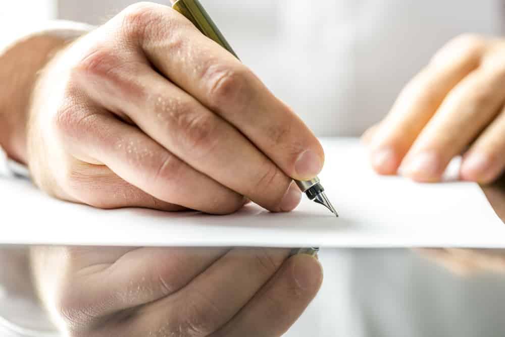 Formalen Brief Schreiben Mit 9 Schritten 4 Tipps Zum Erfolg