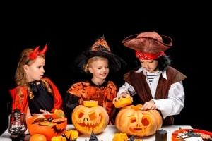 606 Tolle Halloween Sprüche Für Groß Und Klein Schreibennet