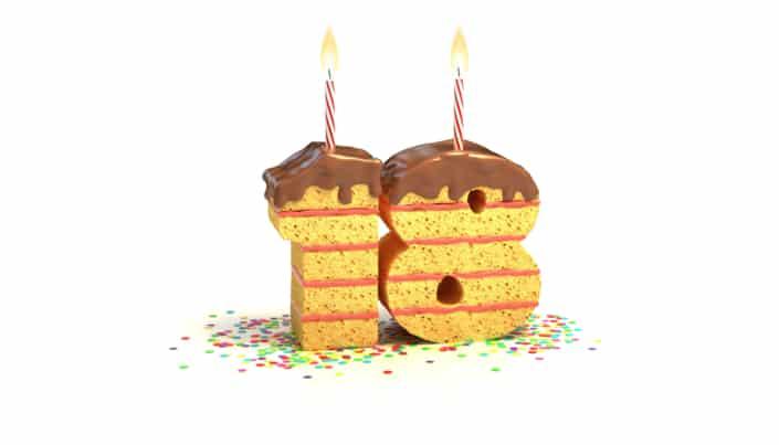 Glückwünsche Zum 18 Geburtstag 60 Sprüche 5 Mustertexte
