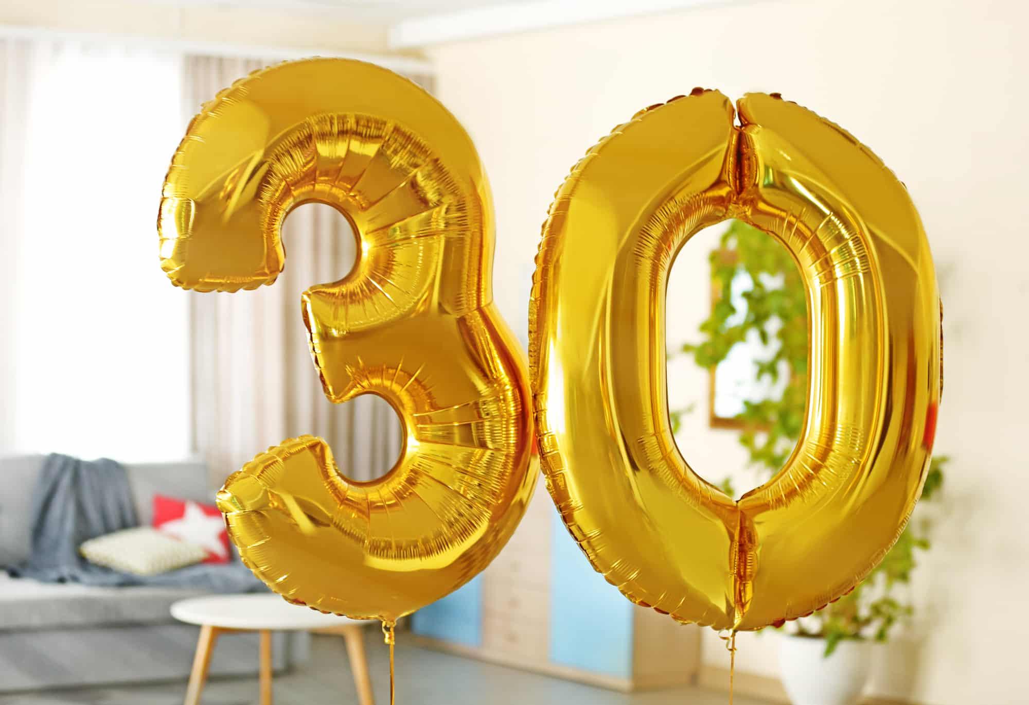 Geb sprüche zum 30
