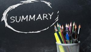 Summary Schreiben 9 Tipps Für Die Englische Zusammenfassung