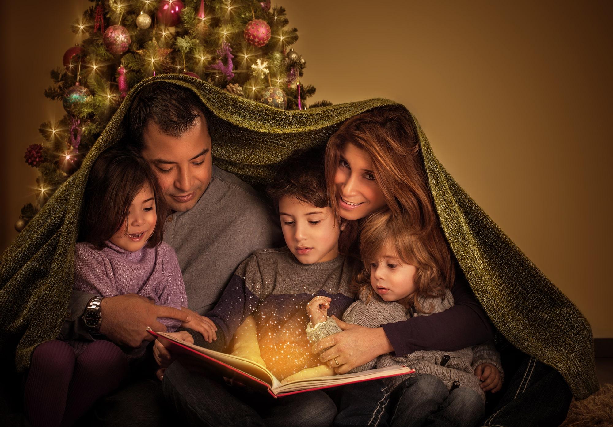 weihnachtsgeschichten besinnlich