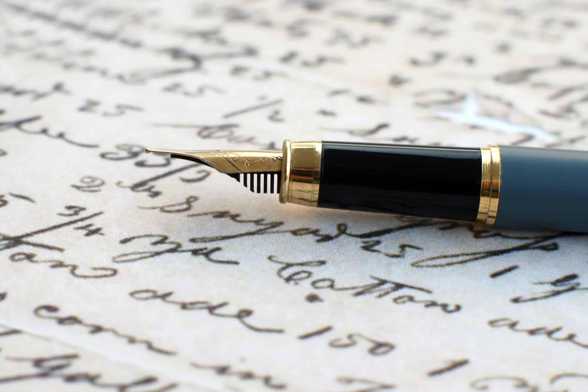 Lyrik Dichtung Poesie Definition Tipps Zur Analyse