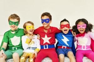 Einladungskarten-Geburtstag-Kinder-Motto-Superhelden-depo