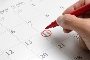 Save-the-Date-Karten-Terminverkündung